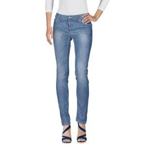 Daniele Alessandrini Women's Denim Pants